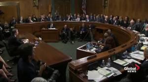 'This isn't a job interview; this is hell': Sen. Graham sounds off at Senate hearing