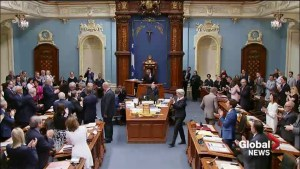 Quebec politicians gear up for election showdown