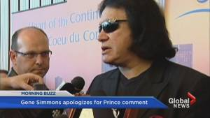 Gene Simmons: Prince's death was 'pathetic'
