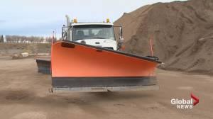 Lethbridge snow removal crews ready for winter