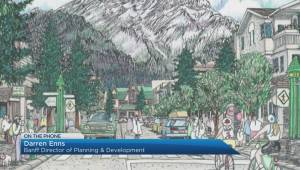 Banff's Bear Street redevelopment plans