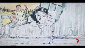 Special screening of Gord Downie's animated film 'The Secret Path' in Saskatoon