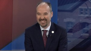 Mayor Bryan Paterson visits The Morning Show