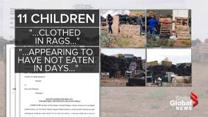 New Mexico compound allegedly used to train school shootings