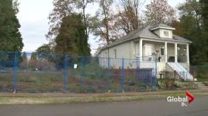 City of Vancouver tearing down homes to expand parkland