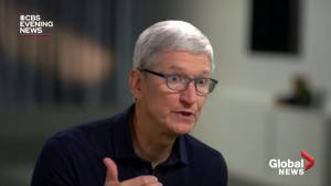 Tim Cook: Apple not expected to be trade war target