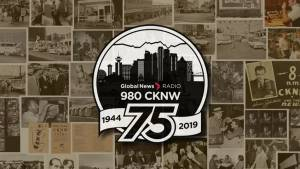 Celebrate 75 years of CKNW