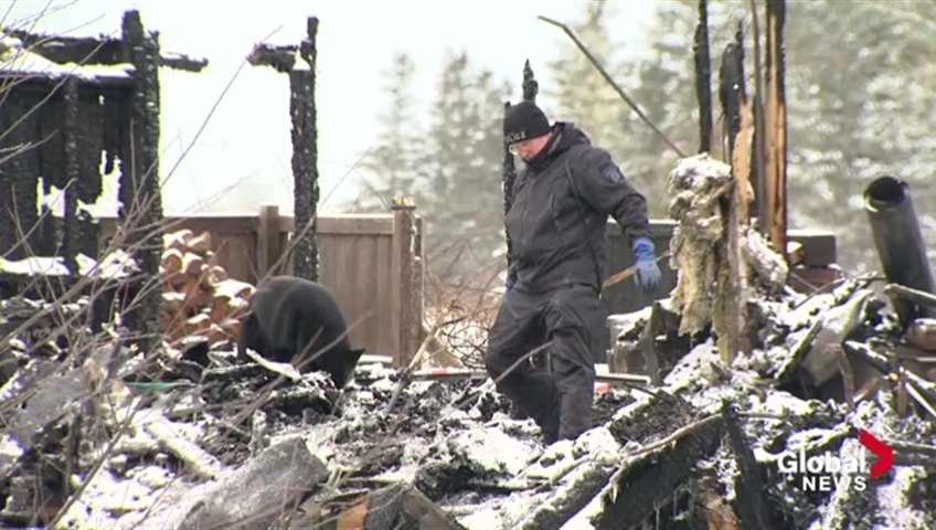 RCMP investigating fatal house fire in Yarmouth, Nova Scotia area