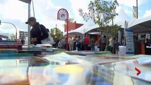 Word on the Street Festival advocates literacy in Sask.
