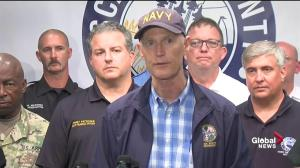 Hurricane Michael to bring threat of tornadoes, deadly storm surges says Florida Gov. Rick Scott