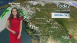 BC Evening Weather Forecast: Oct 20