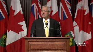 Ontario Tories replace Patrick Brown. Who is Vic Fedeli?
