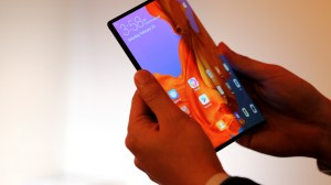 Huawei unveils $2,600 folding smartphone