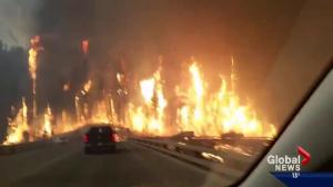 Mental health a concern for Fort McMurray wildfire evacuees