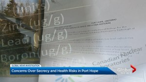 Port Hope homeowners in the dark about dangerously high levels of lead on their property