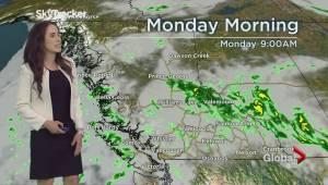 B.C. evening weather forecast: Aug 10