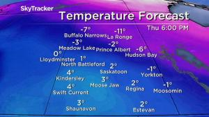 Saskatoon weather outlook: warmest air of 2018 moves in