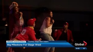 Stage West Calgary celebrates 75th anniversary