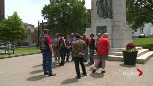 Halifax veterans speaks out against Omar Khadr settlement