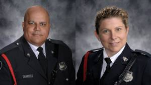 Fredericton police release names of 2 officers killed in shooting