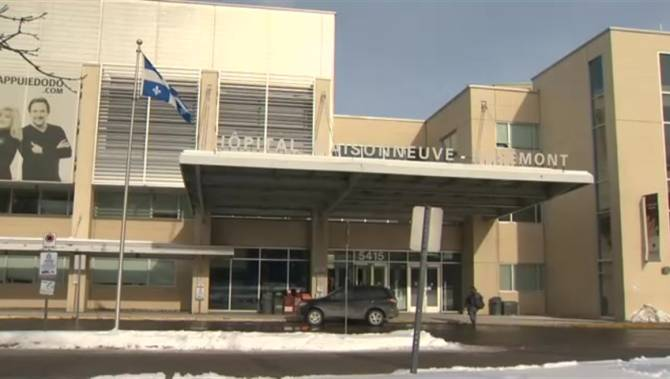 Officials Warn Of Er Overcrowding In 2 Montreal Area