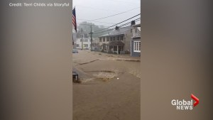 Emergency issued after severe flash flooding in Ellicott City, Maryland