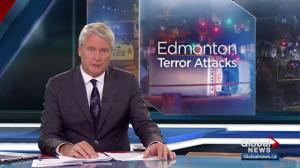 Global News Hour at 6 Weekend Edmonton: Oct. 1
