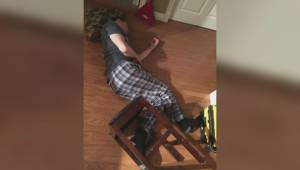 Fort McMurray man battles mental illness that manifests itself through seizures