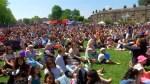 Royal Wedding: Fans express joy over Prince Harry and Meghan Markle's wedding