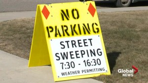 Residents are reminded to move vehicles for street sweeping