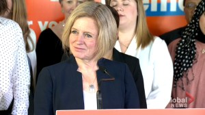 Notley suggests Alberta oil woes impact jobs more than SNC-Lavalin