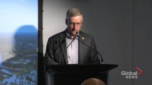Manitoba trade minister welcomes Amazon Web Services to Winnipeg