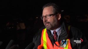 80 passengers, 86 people in total on Amtrak train derailment