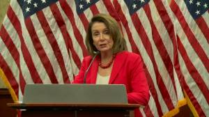 Nancy Pelosi wishes Paul Ryan 'much success' on his retirement