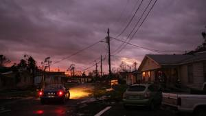 Hurricane Michael: Storm breaks record as fiercest storm to hit Florida in 80 years
