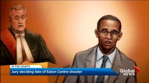 Deliberations continue for Toronto Eaton Centre shooting
