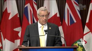 Vic Fedeli admits last few weeks have been 'difficult' for PC party