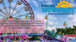 Belleville Waterfront & Multicultural Festival