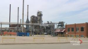 Moose Jaw refinery says they're upping production but not emissions