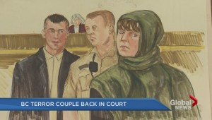 Canada Day terror trial couple back in court