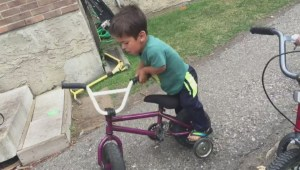 9-year-old with achondroplasia hoping for return of custom bike
