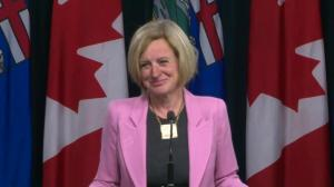 Notley calls Kenney's comments about Trudeau 'personal hostility'