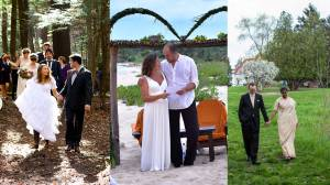 3 stunning weddings that cost $10,000 or less