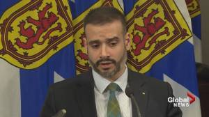N.S. Education Minister says compensation offer to NSTU won't always be on table (02:03)