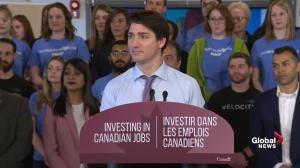 Trudeau says Jason Kenney helped negotiate equalization formula