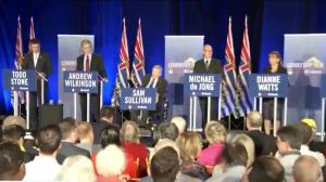 Preview of tonight's BC Liberal Leadership debate