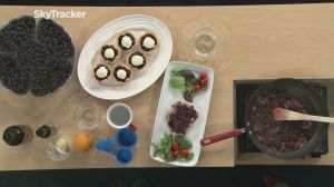 Riverbend Plantation with Saskatoon berry recipes