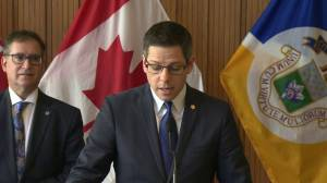 Winnipeg Mayor Brian Bowman talks transit in preliminary budget