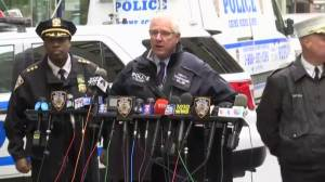 Package scan reveals 'what appears to be a pipe bomb': NYPD