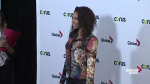 Corus Upfront: Kylie Bunbury on her new drama, 'Pitch'